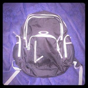 Oakley black backpack
