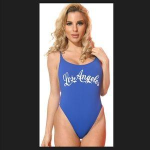 Outerwear - One piece bikini