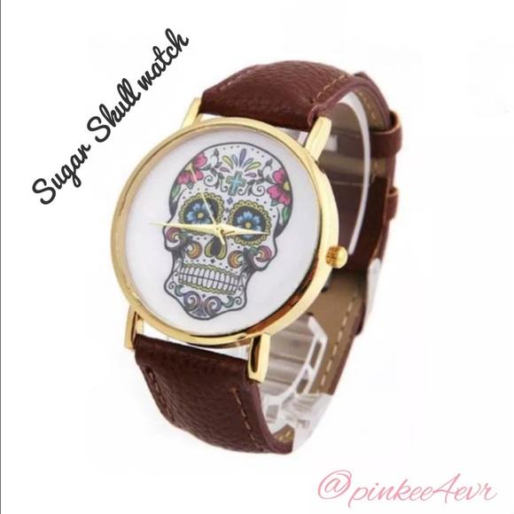 27995d5647f7 Gucci Gang Skull Logo Men's T-shirt Gucci Black Skulls: Sugar Skull With  Black Band OS From ! Alicia's Closet On