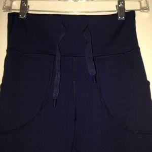 81dbf99195 lululemon athletica Pants | Sold Lululemon Navy Yoga | Poshmark