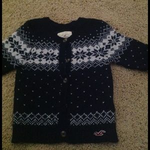 Admirable 50 Off Hollister Sweaters Small Christmas Hollister Sweater Easy Diy Christmas Decorations Tissureus
