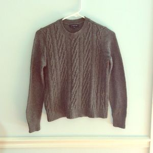 Lands End Knit Pullover Sweater