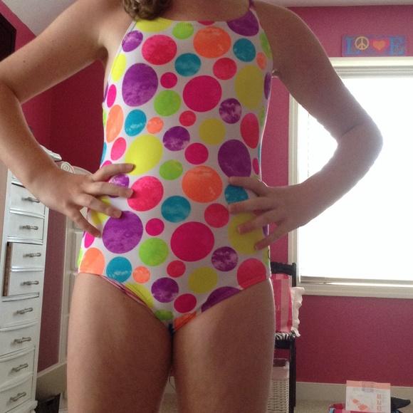 Walmart Swim Girls Bathing Suit Poshmark