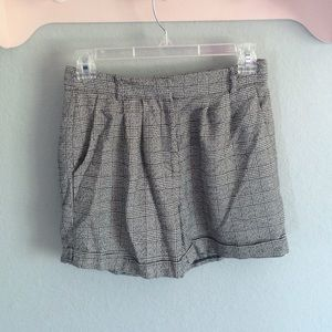 ASOS Plaid Shorts