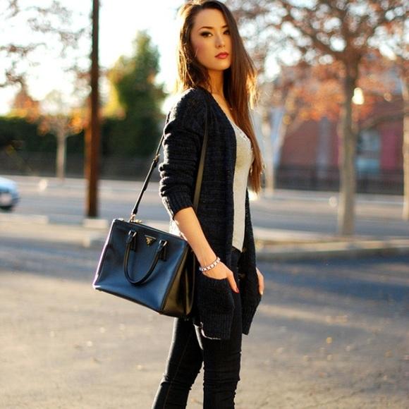 2aef79f577403d ... where to buy 55 off prada handbags nero black prada saffiano lux double  . 98bb6 1c280