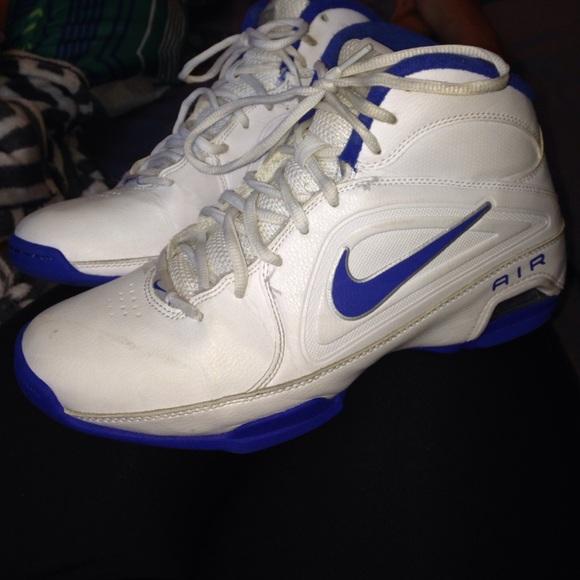 0c55e6480a2 Nike Air Visi Pro 3 basketball shoes. M 55ce2aa45701f20ef400b82a