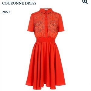 Couronne Dress