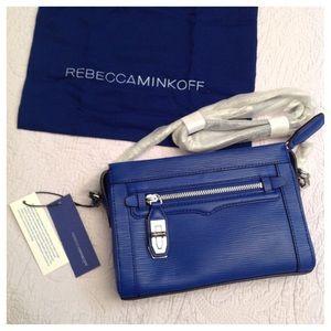Rebecca Minkoff Handbags - Rebecca Minkoff Mini Crosby Crossbody