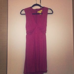 Catherine Malandrino - magenta dress - size P