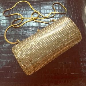 Savanna Crystal Crossbody