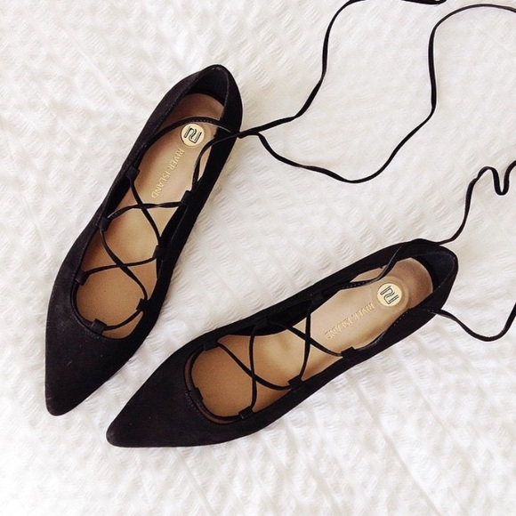 Hp River Island Suede Lace