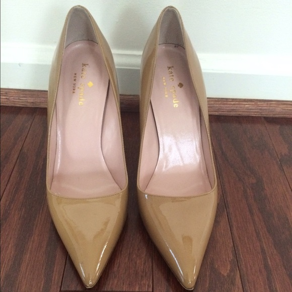 3e1cbb51af58 kate spade Shoes - Kate Spade NewYork licorice patentpointed-toe pump