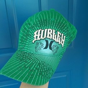 Hurley Flex Fit hat