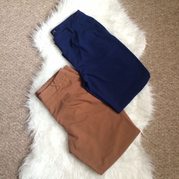 Forever 21 Pants - BUNDLE: Forever21 Trousers & Target Dress Sz L/XL