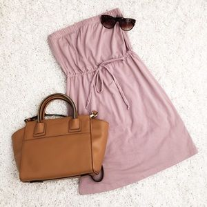 Blush Summer Dress