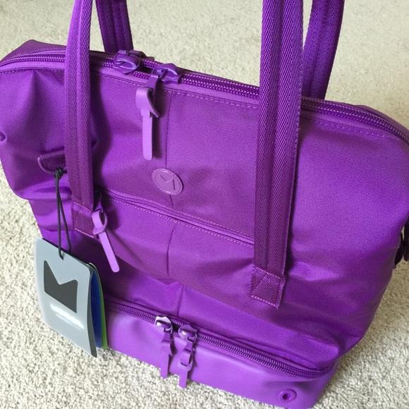 e06529b046 Modal - Athletic Concept Tote Laptop Bag (Purple)