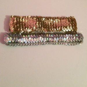 sparkly headbands