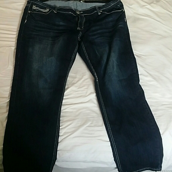 zco jeans - Zco plus size 24 jeans and Maurices jeans from