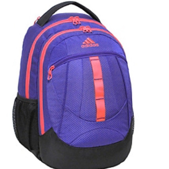 4266af418d Adidas Handbags - Purple and Pink Adidas Backpack