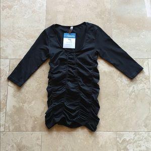 Dresses & Skirts - Black stretchy tight dress NWT