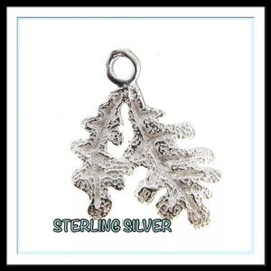 Jewelry - Sterling silver charm or pendant