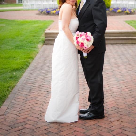 J. Crew Dresses   J Crew Clarice Wedding Gown   Poshmark