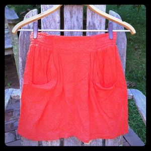 H&M tulip skirt