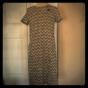 Pre 💜💚Tory Burch dress. Excellent condition