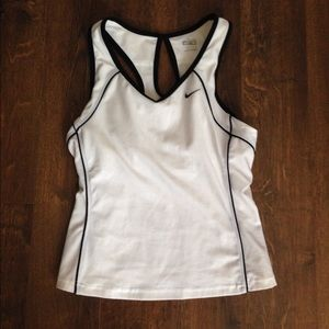 Womens Nike workout top