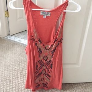 ‼️3 for $21‼️Urban Outfitters sequined tribal tank
