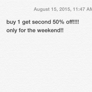 HURRY IN!