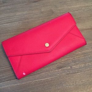 Tory Burch Envelope Continental Wallet