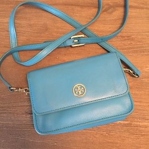 Tory Burch Robinson Convertible Crossbody Bag