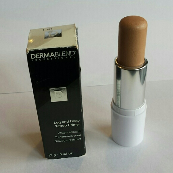 20 off other dermablend leg and body tattoo primer from