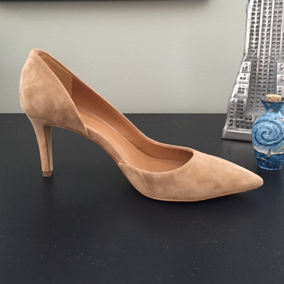 Just d'Orsay Suede Pumps e2GGQ