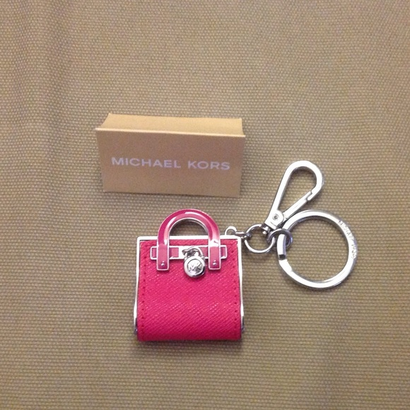 5a2b2937a3ad Michael Kors Accessories | Reserved Nwot Purse Keychain | Poshmark