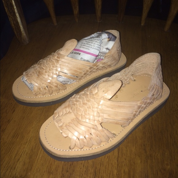 Mexico To Us Shoe Size Kids.Kids Mexican Huaraches Mexico Size 9 U S Size 12