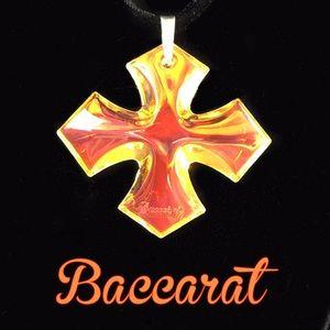 Baccarat Occitane crystal sterling color change