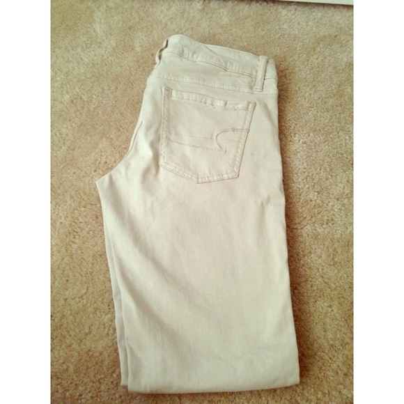 Perfect Image Name American Eagle Outfitters Khakichino Pants 61 Off