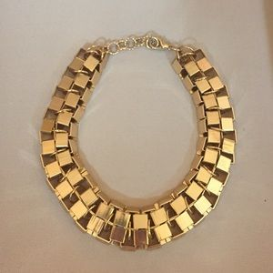 Statement Gold Chain Necklace