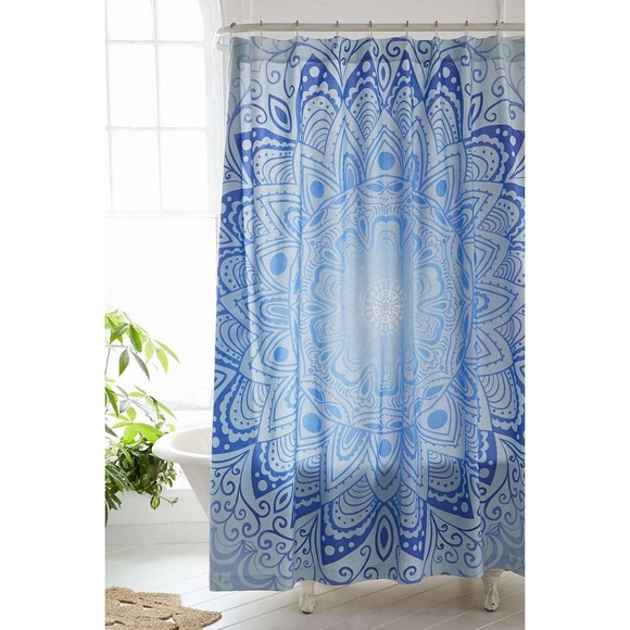 urban outfitters urban outfitters tapestry shower curtain from brandy 39 s closet on poshmark. Black Bedroom Furniture Sets. Home Design Ideas