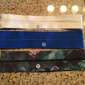 Other - lululemon headbands