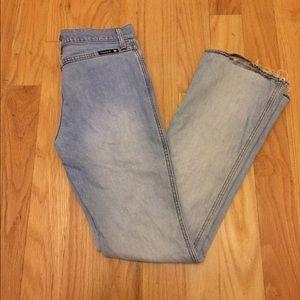 Frankie B. Denim - Frankie B Jeans Size: 4, but run small