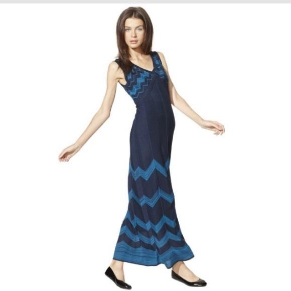 e86dbdb0f0c Missoni for Target sweater maxi dress. M 55cfa555b909cf54bb005f61
