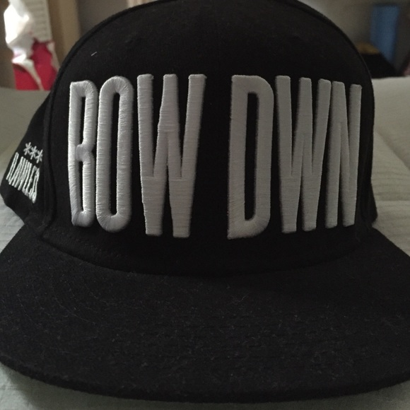 Accessories - Official Beyonce Bow Down Hat f4d93bf570ca