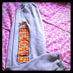 Pants - BENGALS sweatpants