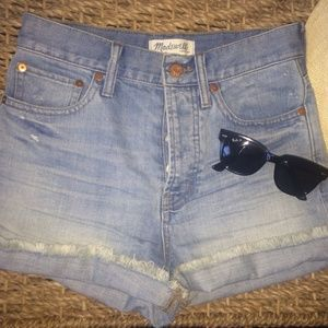 Madewell The Perfect Summer Shorts 24