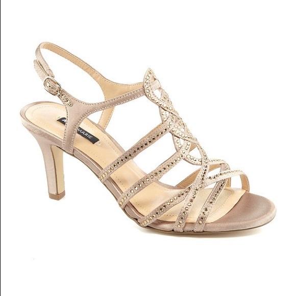 913324bae98 Alex Marie Shoes - Alex Marie Giana Beaded Sandals
