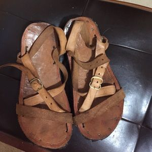 artesanal Other - Leather sandalls unixes, Grand New