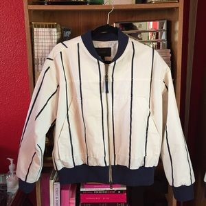J. Crew Jackets & Blazers - J.Crew varsity jacket